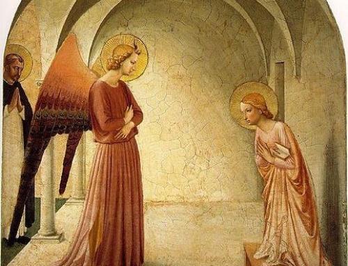 La mia conversione a San Damiano.