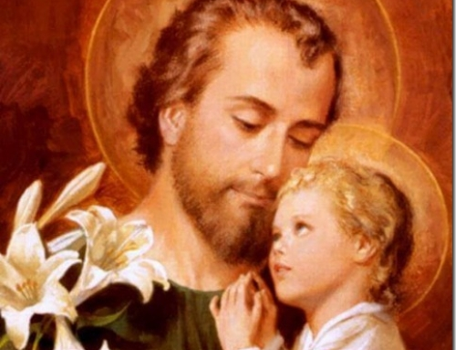 Messaggio – Message SAN DAMIANO S. Giuseppe – St Joseph