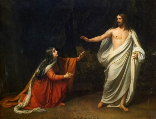 Messaggio Pasqua – Message Pâques – SAN DAMIANO